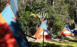 Forest Of Tranquility Tipis