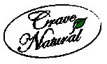 crave natural logo